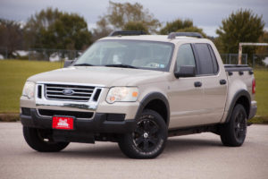 2007 Used Ford Explorer Sport Trac