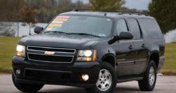 2008 Chevrolet Suburban 1500 LT, Towing Package, Premium Sound