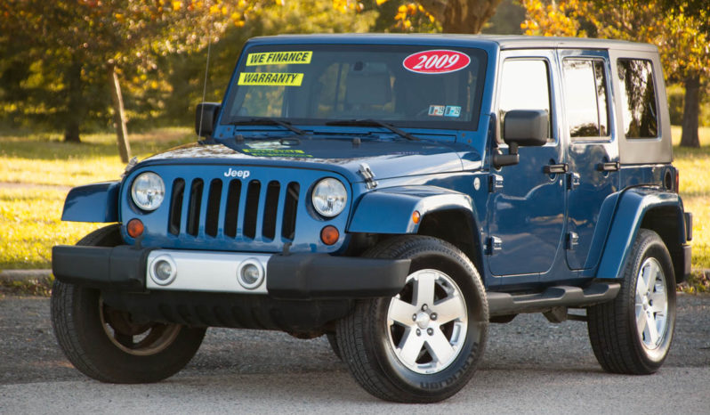 2009 Used Jeep Wrangler