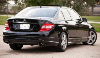 2010 Mercedes Benz C300, 4matic, Bluetooth, Dual Climate Control full