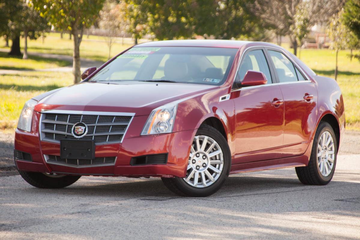 2011 Cadillac CTS   Car Dealership in Philadelphia