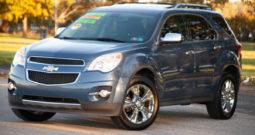 2011 Chevrolet Equinox LTZ, Sunroof, Bluetooth Wireless, Backup Camera,Premium Sound