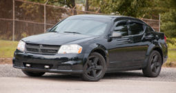 2012 Dodge Avenger SE, Refine Suspension, Steel Wheels