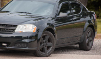 2012 Dodge Avenger SE, Refine Suspension, Steel Wheels full