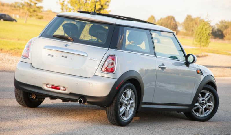 2012 Mini Cooper, Leather Seats, Panoramic Roof full