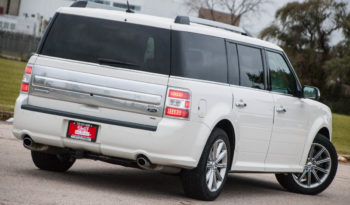 2013 Ford Flex Limited Sport, NAV, AWD, Third Row Seats, Fully Loaded full
