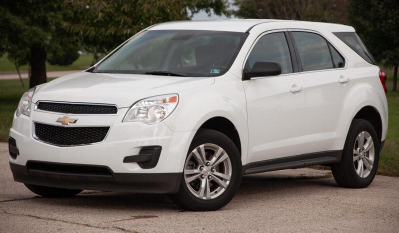 2014 Used Chevrolet Equinox LS