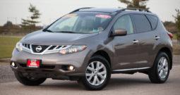 2014 Nissan Murano SL, AWD, Backup Camera, Premium Sound
