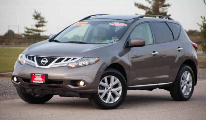 2014 Used Nissan Murano SL