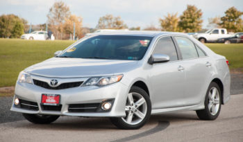 2014 Used Toyota Camry SE