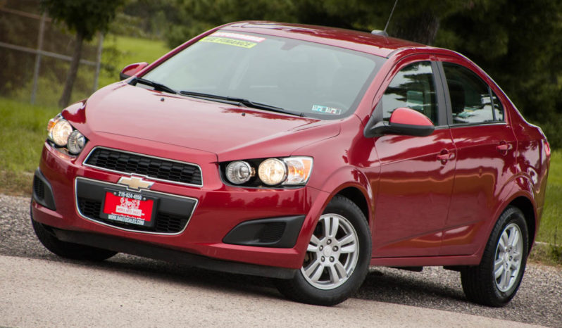 2016 Chevrolet Sonic LT, Bluetooth Wireless, Alloy Wheels,Low Miles full