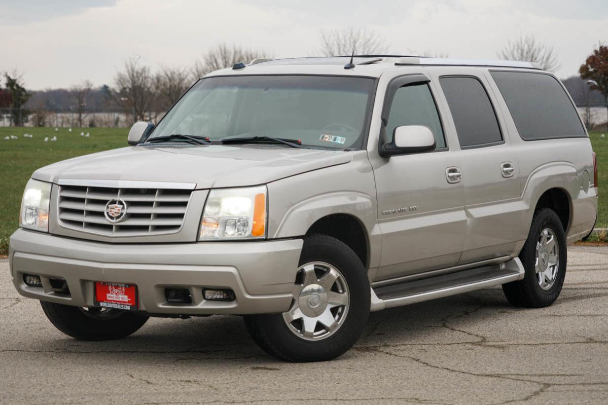 2004 Cadillac Escalade ESV | Car Dealership in Philadelphia
