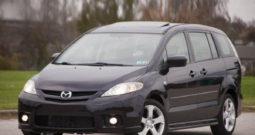 2007 Mazda Mazda5, Power Sunroof, Alloy Wheels, Third Row Seats