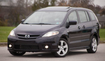 2007 Mazda Mazda5, Power Sunroof, Alloy Wheels, Third Row Seats full