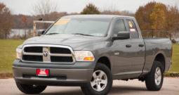 2009 Dodge Ram 1500 Quad Cab, Satellite Radio, Towing and Camper Package