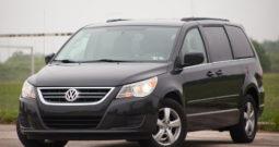 2011 Volkswagen Routan, Bluetooth Wireless, Satellite Radio, Third Row Seats