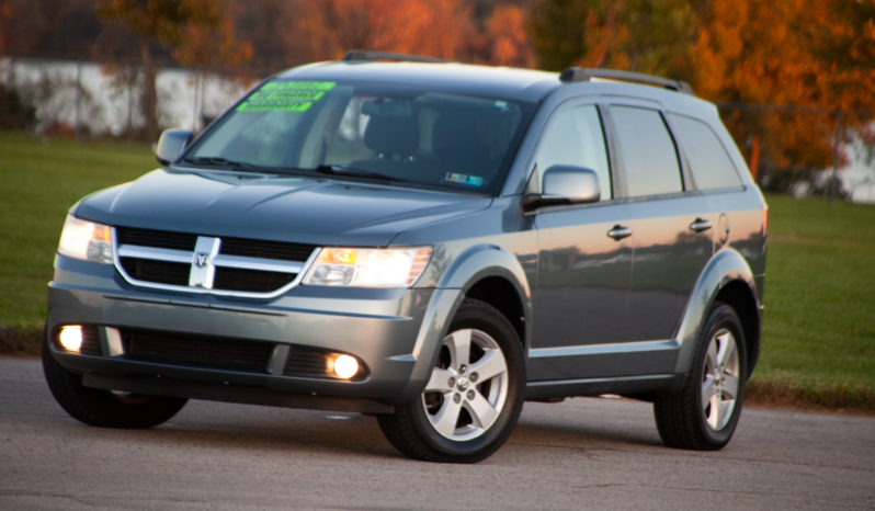 2010 Dodge Journey SXT, Sirius Satellite, Third Row Seats, Roof Rack full