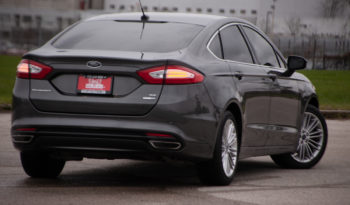 2016 Ford Fusion SE, AWD, Leather Seats, Alloy Wheels, Low Miles full