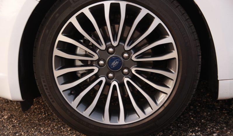 2017 Ford Fusion Titanium, Hybrid, Leather Seats, Backup Camera, Fully Loaded full