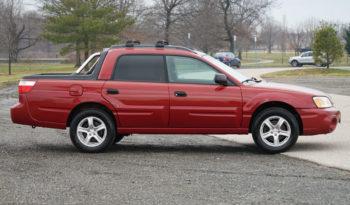 2005 Subaru Baja, AWD, Sunroof, Alloy Wheels full