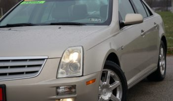 2007 Cadillac STS, AWD, Parking Sensors, Leather Seats, Premium Sound full