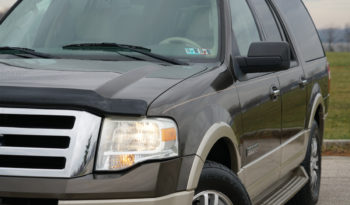 2008 Ford Expedition EL King Ranch, 4WD, Backup Camera, Parking Sensors, Leather Seats, Fully Loaded full