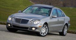 2008 Mercedes-Benz E350, 4MATIC, NAV,Sirius Satellite, Sunroof, Leather Seats, Premium Sound