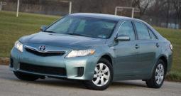 2011 Toyota Camry Hybrid, Satellite Feature, Bluetooth Wireless