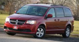 2011 Dodge Grand Caravan, Third Row Seats, Luggage Rack, Alloy Wheels