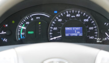 2011 Toyota Camry Hybrid, Satellite Feature, Bluetooth Wireless full
