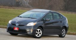 2013 Toyota Prius Hatchback, Hybrid, NAV, Leather Seats, Sunroof