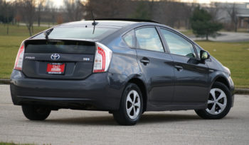 2013 Toyota Prius Hatchback, Hybrid, NAV, Leather Seats, Sunroof full