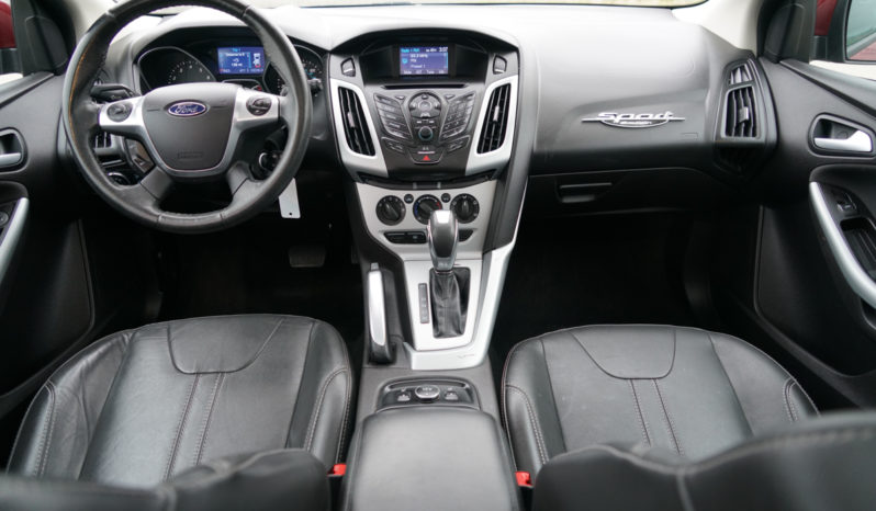 2014 Ford Focus Sport SE, Leather, Bluetooth, Sunroof, Alloy Wheels full