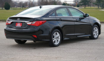 2014 Hyundai Sonata GLS, SiriusXM Satellite, Bluetooth Wireless, Alloy Wheels full