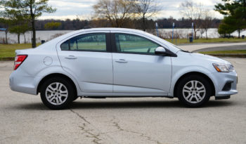 2017 Chevrolet Sonic, NAV, Bluetooth Wireless, Backup Camera, Low Miles full