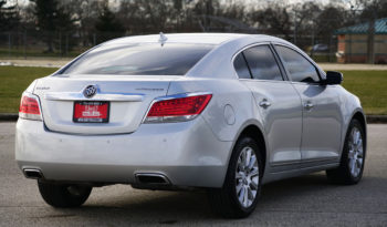 2013 Buick LaCrosse, Leather Seats, Bluetooth Wireless, Fog Lights, Premium Sound full
