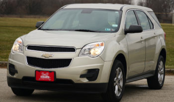 2013 Chevrolet Equinox LS, AWD, Satellite Feature, Bluetooth Wireless, Alloy Wheels full