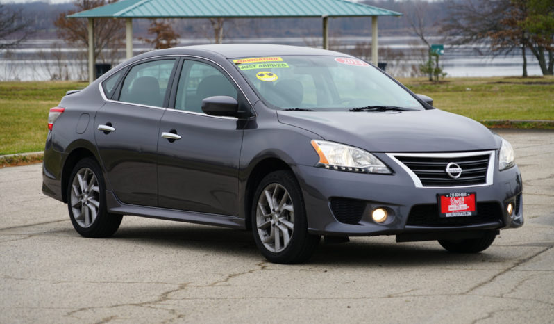 2014 Nissan Sentra SR, NAV, Bluetooth Wireless, Fog Lights, Backup Camera full
