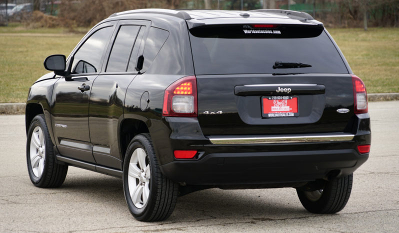 2015 Jeep Compass High Altitude, Power Sunroof, Leather Seats, Fog Lights, Alloy Wheels full