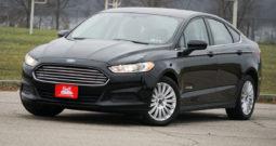 2016 Ford Fusion S Hybrid, Backup Camera, Alloy Wheels