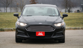 2016 Ford Fusion S Hybrid, Backup Camera, Alloy Wheels full