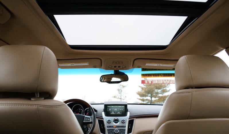 2009 Cadillac CTS, AWD, NAV, Satellite Features, Premium Sound full