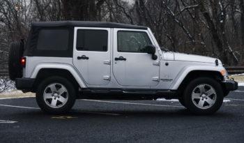 2010 Jeep Wrangler Unlimited Sahara, Manual, 4×4, NAV, Towing Package, Premium Sound full