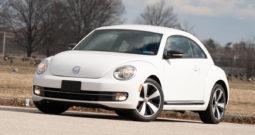 2012 Volkswagen Beetle Turbo Hatchback, Bluetooth Wireless, Heated Seats, Fog Lights, Alloy Wheels