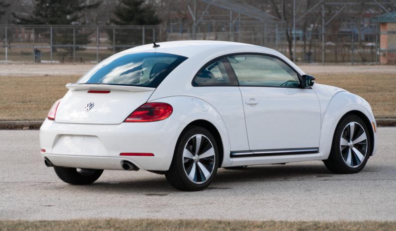 2012 Volkswagen Beetle Turbo Hatchback, Bluetooth Wireless, Heated Seats, Fog Lights, Alloy Wheels full