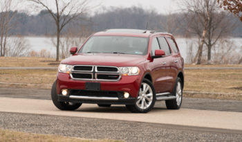 2014 Dodge Durango Crew Sport, AWD, NAV, Third Row Seats, Leather Seats, Heated Seats, Entertainment System, Alloy Wheels full