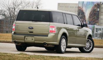 2013 Ford Flex SEL, Third Row Seats, Parking Sensors, Backup Camera, DVD System full