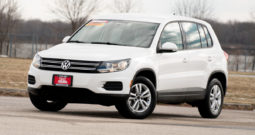 2013 Volkswagen Tiguan S Sport, Bluetooth Wireless, Hill Hold Assist Control, Alloy Wheels