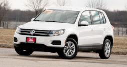 2013 Volkswagen Tiguan S Sport, Bluetooth Wireless, Hill Hold Assist Control, Alloy Wheels