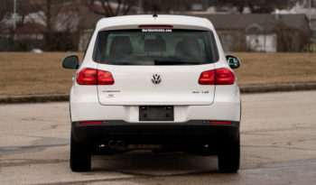 2013 Volkswagen Tiguan S Sport, Bluetooth Wireless, Hill Hold Assist Control, Alloy Wheels full